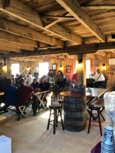 Corporate Events in the Red Barn